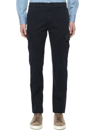 7 For All Mankind Pantolon Lacivert